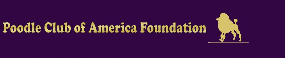 Poodle Club of America Foundation